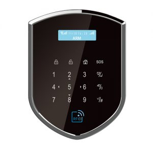 GT10W-Shield GSM Wireless Alarm System