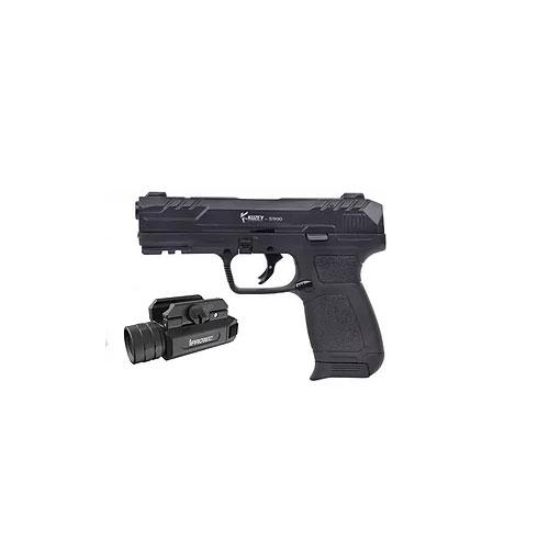 19 Shot Pepper Gun S9 with light