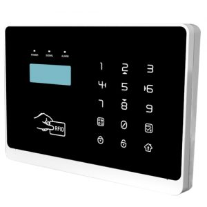 GT10W GSM Wireless Alarm System