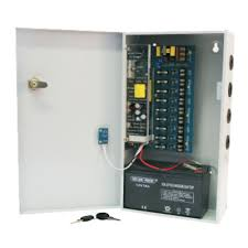 10 Amp Power Supply Box