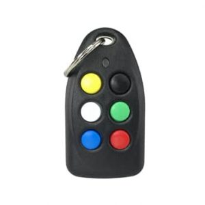 Sherlotronics 6 Button Key Ring Remote with code hopping