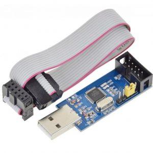 AVR Programmer ISP Download USB ASP Downloader