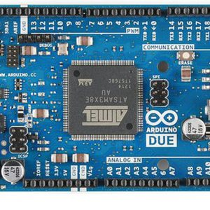 Arduino DUE Board – Compatible with Arduino®