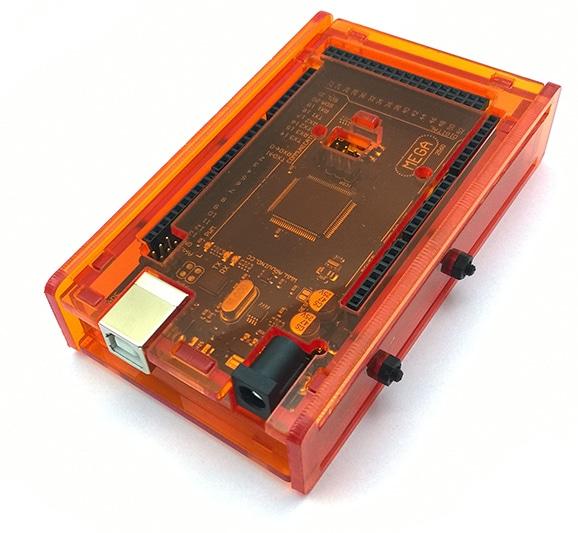 Arduino Mega 2560 Transparent Acrylic Case
