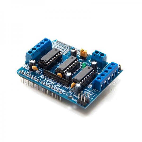 Arduino Motor Stepper Servo Shield SHD MStepper