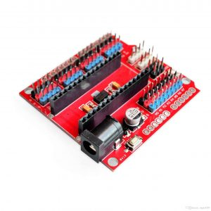 Arduino Nano expansion board