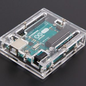 Arduino Uno Transparent Case