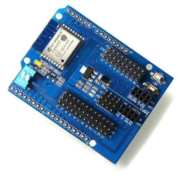 Arduino WiFi Shield ESP8266