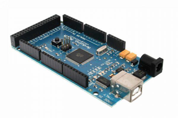 The Arduino Mega 2560 Board