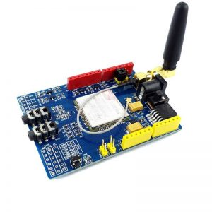 GSM Module SIM900 Arduino Shield