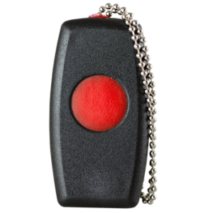 Sherlotronics Big Panic Button with code hopping
