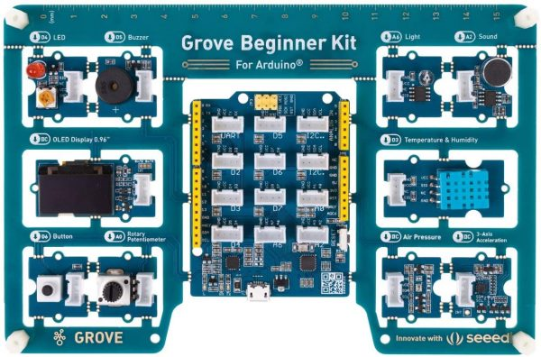 Grove Beginner kit for Arduino